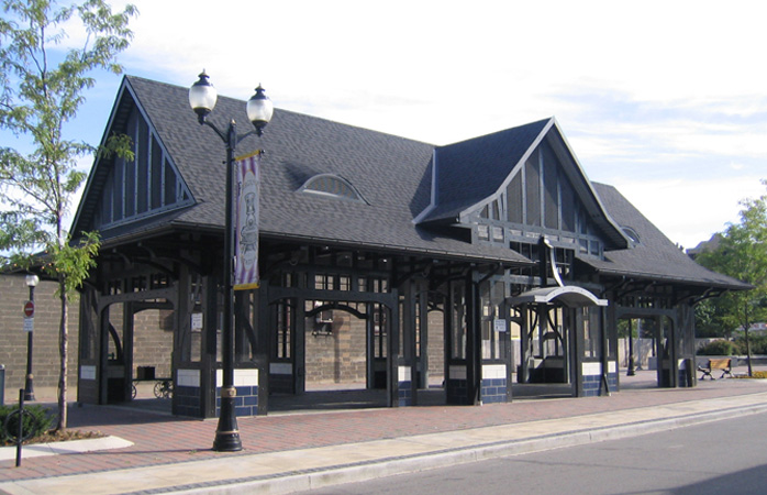 Ferguson Station